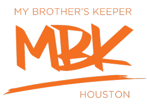 My Brother's Keeper-Houston logo