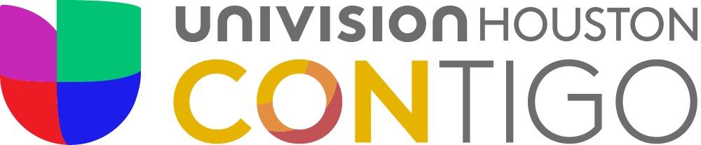 Univision Houston Contigo logo