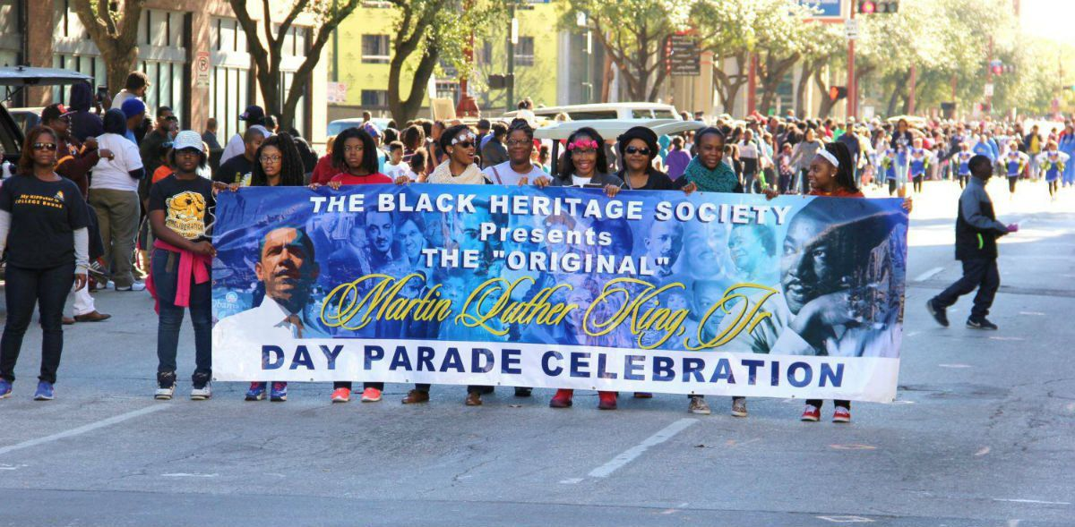 "43rd Annual ""Original"" MLK Day Parade & Holiday Celebration @ Online Event"